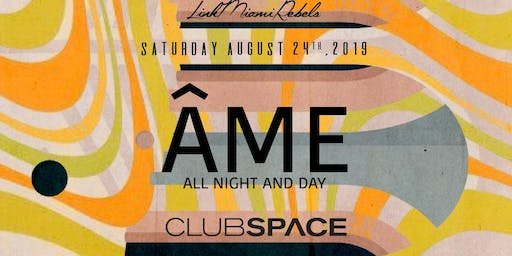 Âme (DJ) All Night & Morning