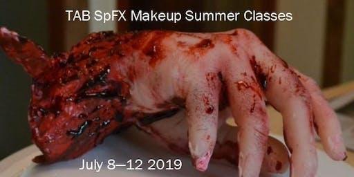 SpFX Makeup Summer