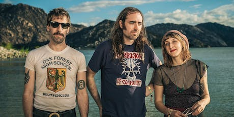 A Place To Bury Strangers w/ DANA at Ace of Cups tickets