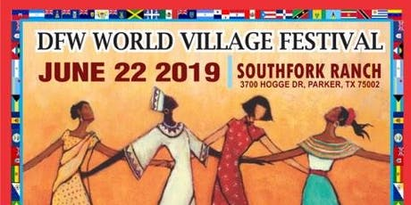 DFW WORLD VILLAGE FESTIVAL  tickets