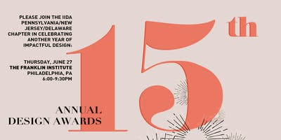 15th Annual IIDA Design Awards - Tickets