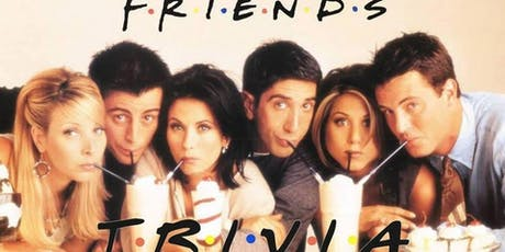 Friends Trivia Bar Crawl - Iowa City tickets