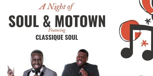A Night of Soul & Motown