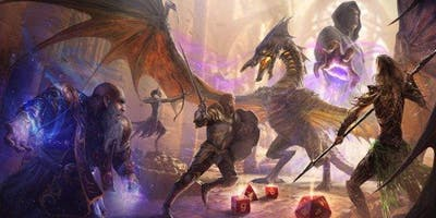 An introduction to Dungeons and Dragons