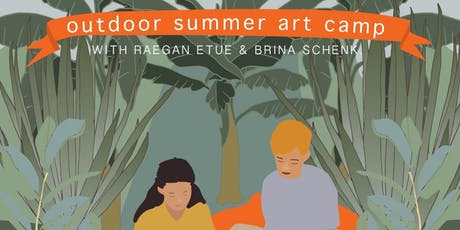 Abstract Lion Outdoor Summer Art Camp - August Session tickets