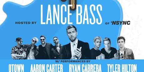 VIP Experience with Lance Bass - San Diego County Fair tickets