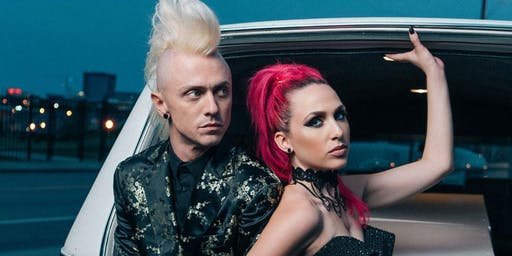 ICON FOR HIRE in Portland - RESCHEDULED TO 11/16 AT PARIS THEATRE