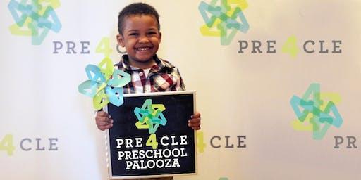 2nd Annual PRE4CLE Preschool Palooza