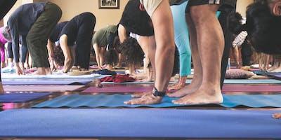 Capacitação em Yoga - Turma Agosto 2019