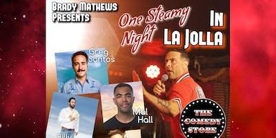 One Steamy Night in La Jolla - 8pm