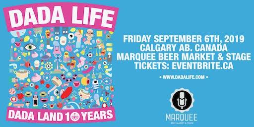 Dada Life - Marquee (Calgary)