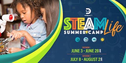 STEAM Life Summer Camp