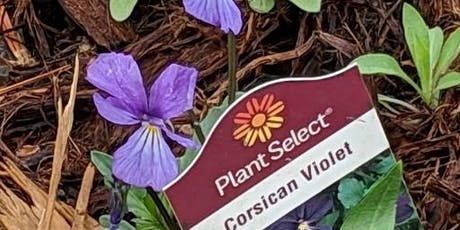 Showcasing The Plant Select® Program tickets