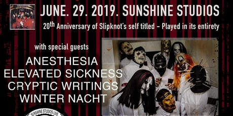 SULFUR (A Tribute To Slipknot) tickets