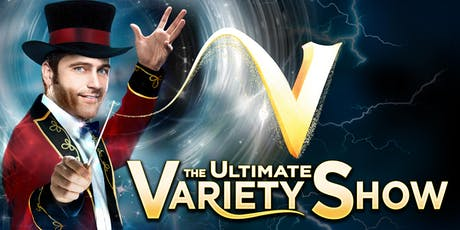 V - The Ultimate Variety Show GA 7PM tickets
