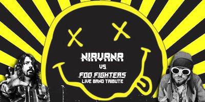 Nirvana vs. Foo Fighters: Live Band Tribute @ Fitz's Spare Keys