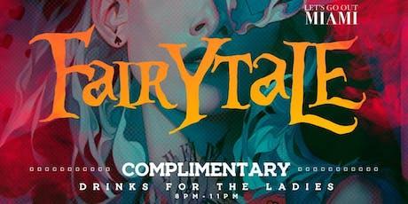 Fairytale Thursday's at Dirty Rabbit tickets