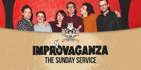 IMPROVAGANZA 2019: The Sunday Service tickets