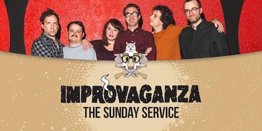 IMPROVAGANZA 2019: The Sunday Service