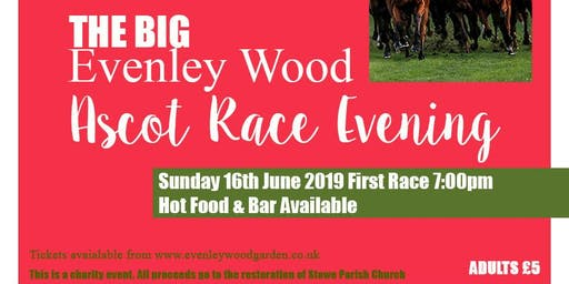 The Big Evenley Race Evening