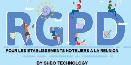 Le RGPD: Démarrer la mise en conformité de son établissement hôtelier à La Réunion