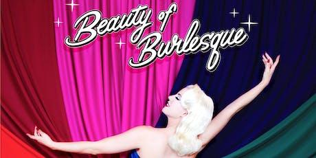 Beauty of Burlesque : PRIDE EXTRAVAGANZA tickets