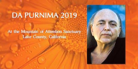 Da Guru Purnima 2019 tickets