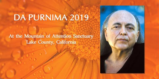 Da Guru Purnima 2019
