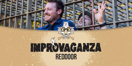 IMPROVAGANZA 2019: redDoor tickets