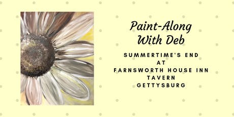 Summertime's End Paint-Along - Farnsworth House Inn Tavern tickets