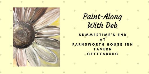 Summertime's End Paint-Along - Farnsworth House Inn Tavern