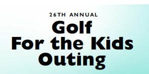 2019 MEF Golf for the Kids Outing