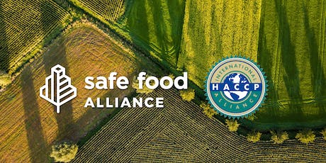 Advanced HACCP: Risk Assessment, Verification and Validation tickets