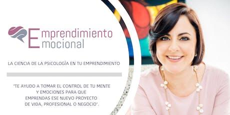 Seminario: Emprendimiento Emocional tickets