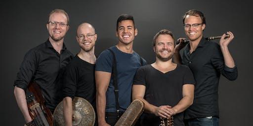 Jaerv: A Swedish Folk Quintet