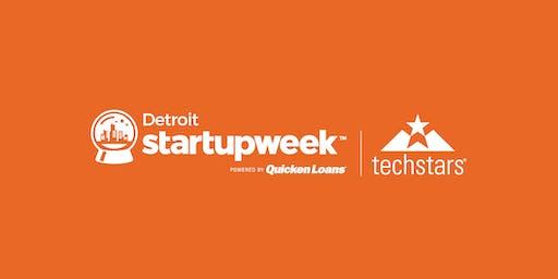 Detroit Startup Week 2019 #DETSW2019