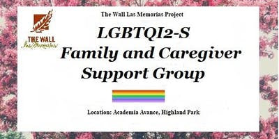 Family and Caregivers of LGBTQI2-S youth Support Group  (Highland Park)