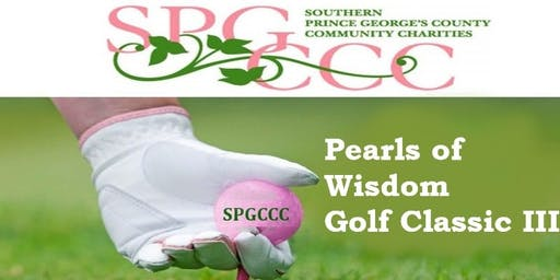 Pearls of Wisdom Golf Classic III
