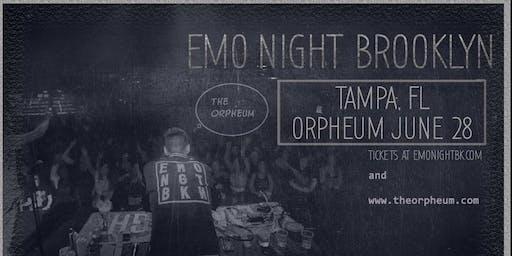 Emo Night Brooklyn @ The Orpheum