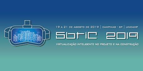 SBTIC 2019: Sócios ANTAC tickets