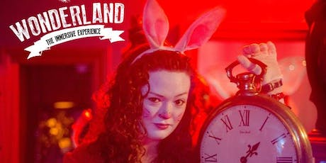 Wonderland: The Epic Immersive Experience tickets
