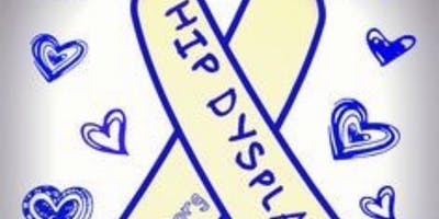 Sip&Paint Hip Dysplasia PAO Awareness