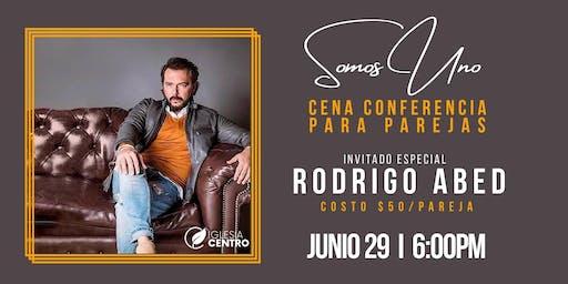 Cena Conferencia para Parejas / Rodrigo Abed