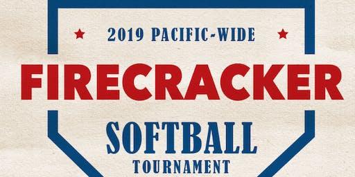 MCCS Okinawa Pacific-Wide Firecracker Softball Tournament 2019