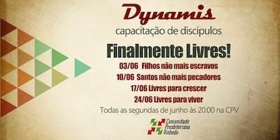 Módulo 2 Dynamis:  Finalmente Livres!