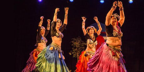 Learn to Belly Dance tickets