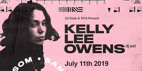 KELLY LEE OWENS (Free w/ RSVP) at 1015 FOLSOM tickets
