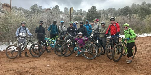 October Destination Ride - Moab