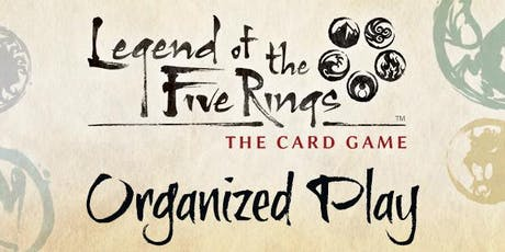 2019 Sydney Legend of the Five Rings  Kotei tickets