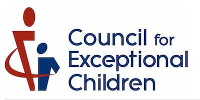 Vendor & Sponsor Registration: 2019 AR Council for Exceptional Children Annual Conference